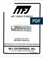 mfj-941d