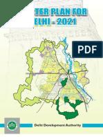 Delhi Master Plan 2021