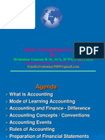 Basics of Accounting Level II