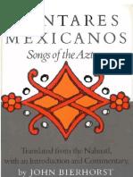 Cantares Mexicanos