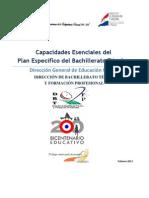 Capacidades Especiales Bachillerato Tecnico