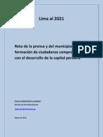 LIMA AL 2021