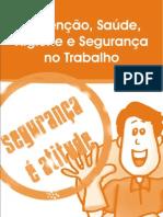 CARTILHA DE PREVENÇÃO DE ACIDENTES