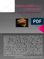 introduccinalaliteraturamío-110324095946-phpapp02