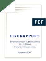 Beleidsbrief 2008
