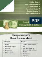 Asset Liability Management -