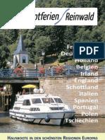 Hausbootferien-Reinwald---Katalog-2010