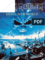 Iron Maiden Brave New Word Songbook
