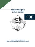 NoSweat Julius Caesar