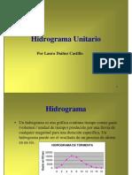 HIDROGRAMA UNITARIO - PPT