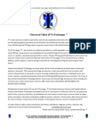 i Announcement Issue 1121 - Release of Advanced and Absolute Technologies