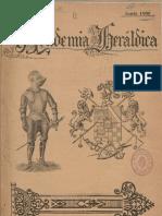 Academia heráldica. 6-1906