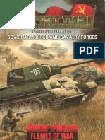 WD110 Flames of War - Za Stalina!
