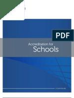 IAO's Accreditation for school.