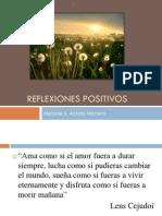 Reflexiones Positivos