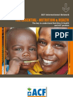 The Essential-ACF Nut and Health en 2012