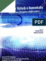 Realidade virtual aumentada conceitos projetos e aplicações