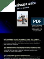 Contaminacion sonica (2)