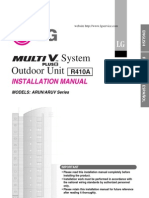 2008-11-14 Installation Manual_multi v Plus II Outdoor Unit_mfl46912303