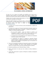 Guia Acceso Portal Proexport