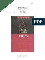 Haefs Gisbert - Troya.