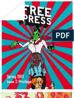 Free Press Spring 2013 Issue 2