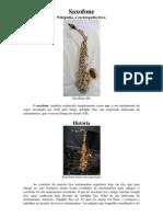Blog - Saxofones