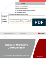 Basics of Microwave Communication 1231