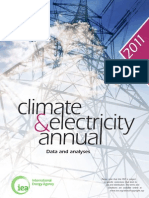 Climate Electricity Annual2011