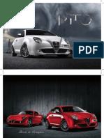 Alfa MiTo Brochure