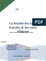 La Fisca Des Zones Franche