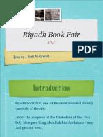 Riyadh Book Fair