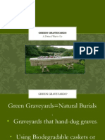Green Graveyards