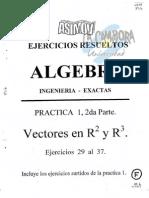 Algebra Practica 1-2 Parte Vectores en r2 y Rsellado