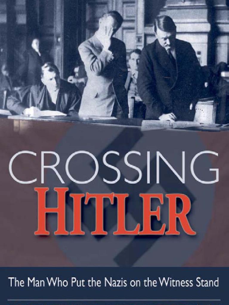 Crossing hitlerpdf nazi germany adolf hitler fandeluxe Choice Image