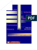 Analisis Macroeconomico Para La Empresa - LEON - MIRANDA