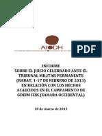 Aiodh Informe Juicio Rabat 19 Marzo 2013
