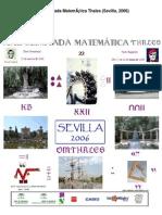 XXII Olimpiada Matemática Thales (Sevilla 2006)