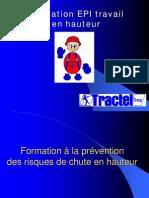 Formation Epi Tractel
