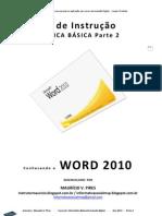 Informática Básica Part 2 Conhecendo o  Word2010