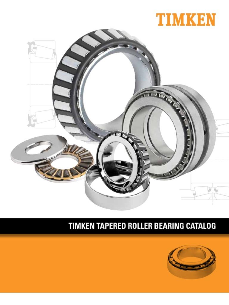 Timken M86647 Axle Bearing