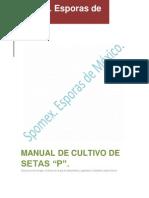 Manual de Cultivo de Setas P