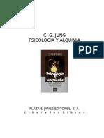 Jung_Psicología y alquimia