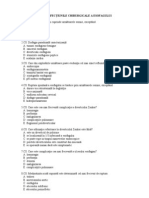Patologia Chirurgicala a Esofagului