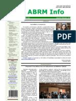 ABRM Info Nr 2013-1