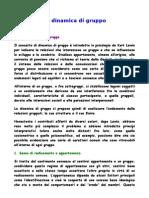 07. La Dinamica Di Gruppo- Corso