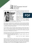Ketika Pengobatanan Alternatif Lebih Dipilih (Buletin Sehat TBMS page2)