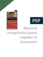 Insomnio Manual Terapeutico