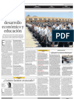 ¿Cuánto hemos avanzado? - Santiago Cueto - El Comercio - 250313