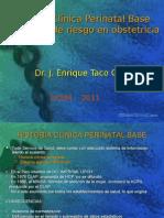 Historia Clínica Perinatal Base.ppt